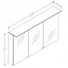 spejlskab-vetro-120-3-tegning-800×800