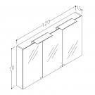 spejlskab-wave-120-3-tegning-800×800