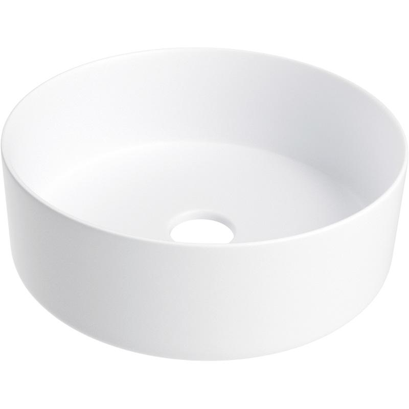 Image of   TONDO fritstående porcelænsvaske - 3 farver